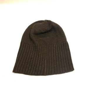 Old Navy Dark Chocolate Brown Beanie